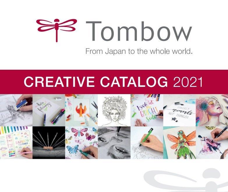 Kreatívny katalóg Tombow