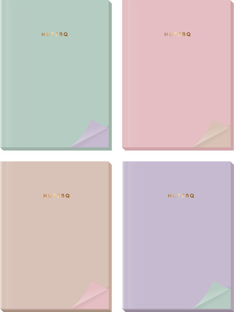 Bodkovaný zápisník NOTEBQ A5, 80 listov