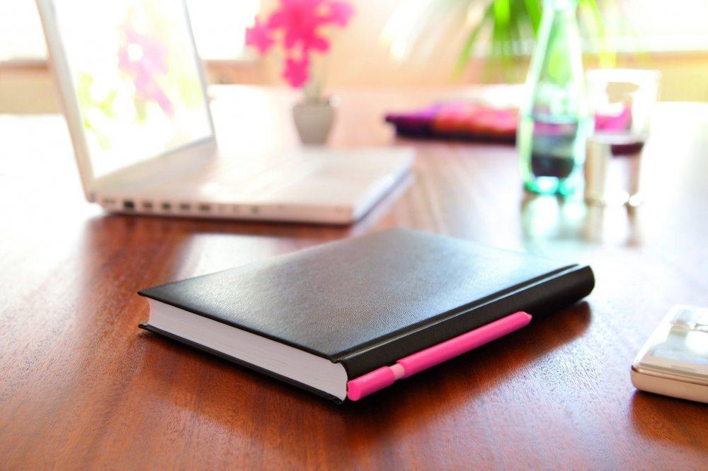 guľôčkové pero ONBOOK ružové