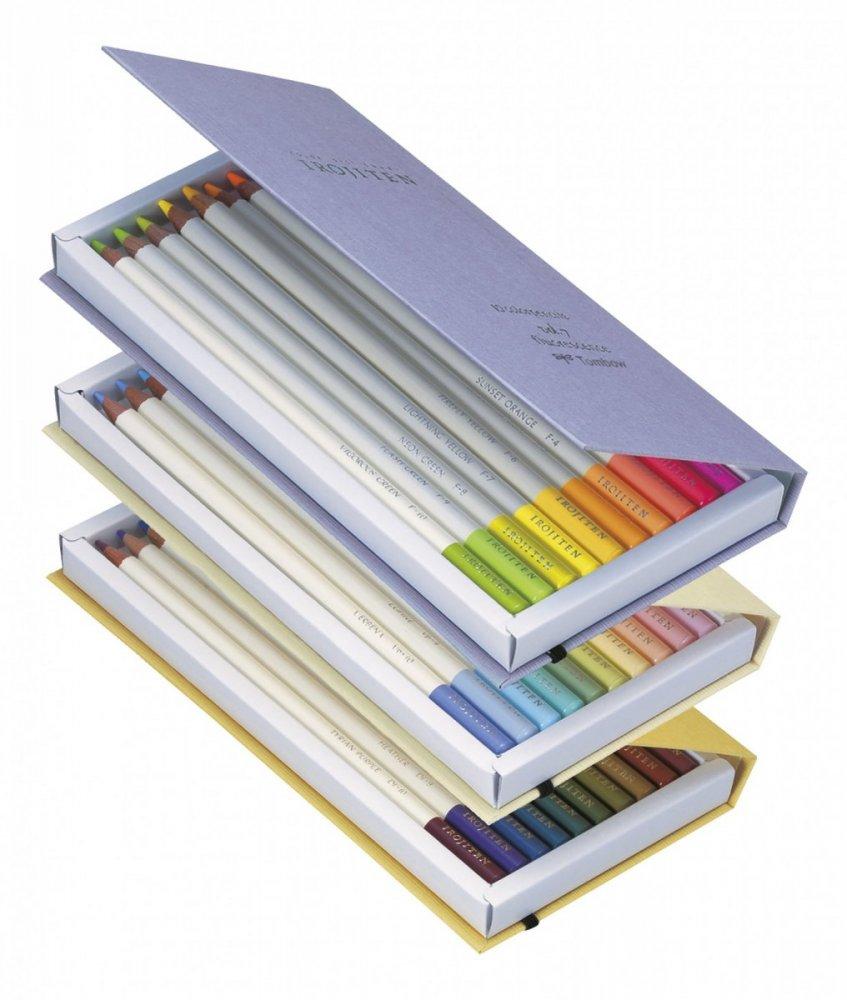 Umelecké pastelky Tombow Irojiten, 30 ks