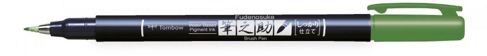 Sada štetcových fixiek Fudenosuke – Malý Santov pomocník