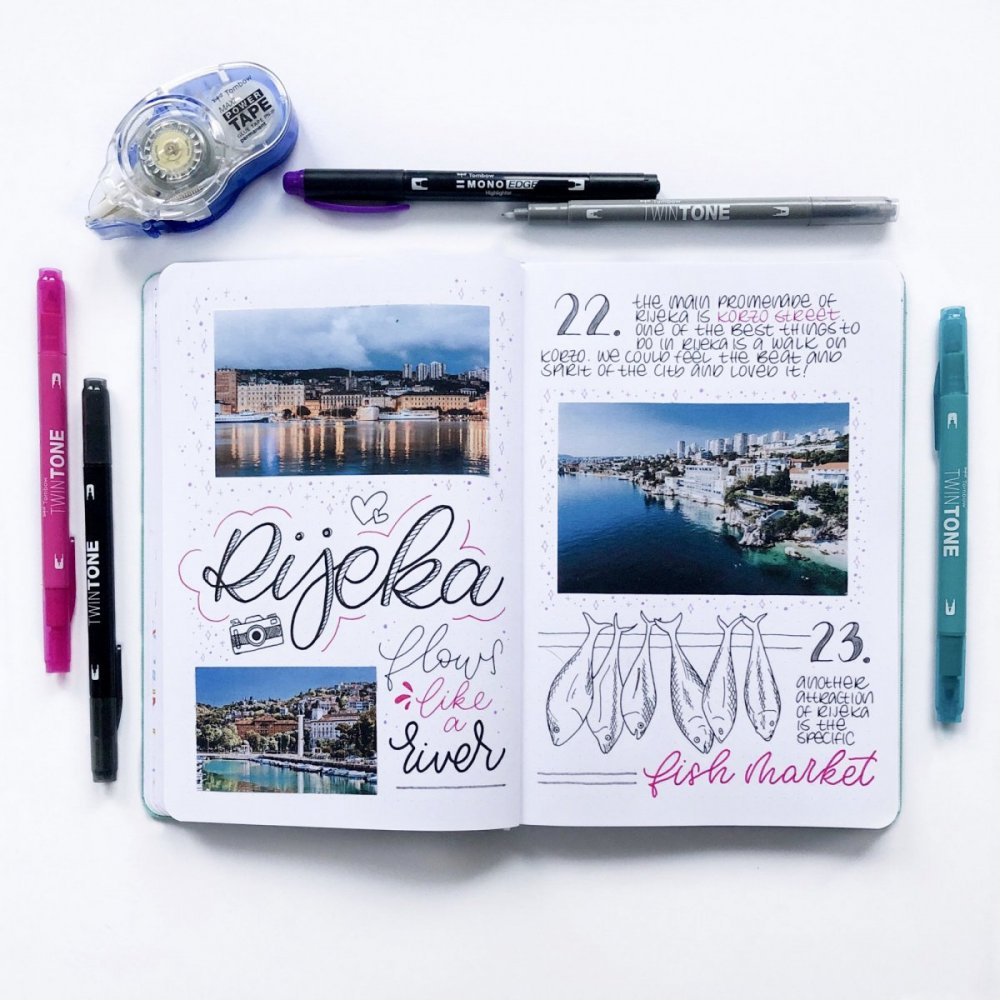 Sada Travel Journal