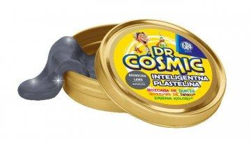 Inteligentní plastelína Dr Cosmic – metalická láva
