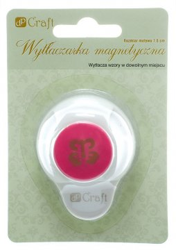 Magnetická dekorační raznice 1,8cm – motýl