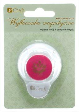 Magnetická dekorační raznice 1,8cm – list