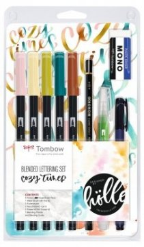 Tombow Blended Lettering Set, Cozy Times