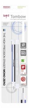 Guma Mono Zero v ceruzke, guľatá koncovka priemer 2,3 mm, blister