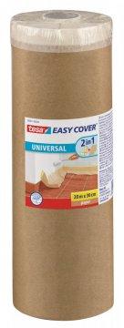 Easy Cover, kombinace zakrývacího papíru a malířské pásky, náplň, světle hnědá, 20m x 3m