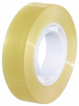 Kancelářská páska STANDARD, v sáčku, průhledná, 33m x 15mm