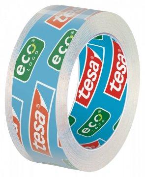 Eco&Clear, čirá ekologická kancelářská páska, 10m x 15mm